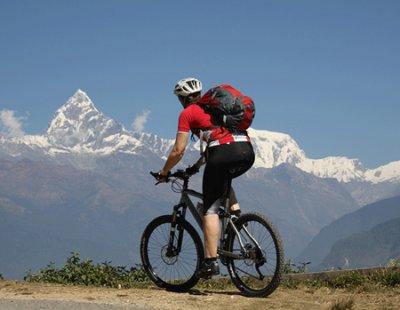 Pokhara Kathmandu Mountain Biking