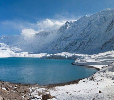 Manaslu Himlung Tilicho Lake Trekking