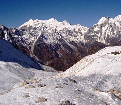 Kwangde Ri Peak Climbing