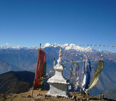 Langtang Gosainkunda & Helambu Trekking