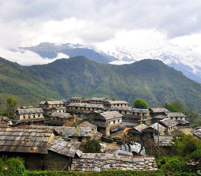 Gurung Heritage Trekking
