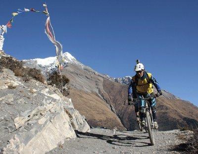Annapurna Mountain Biking