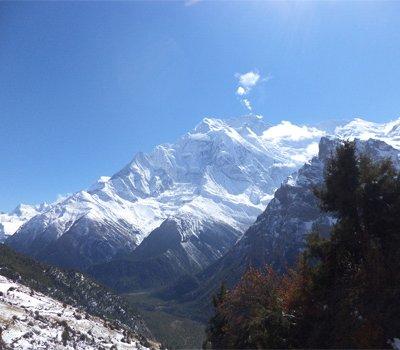 Amphulapcha Lapcha Pass Trekking