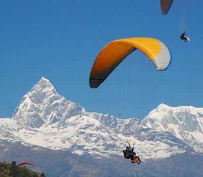 KTM - Pokhara - Poon Hill - Chitwan Tour