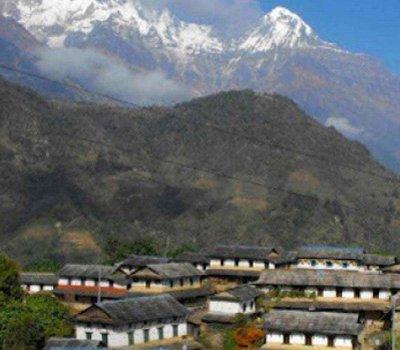 Chepang Hill Trekking