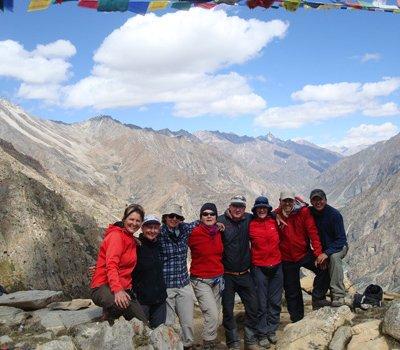 Limi Valley to Kailash Trekking