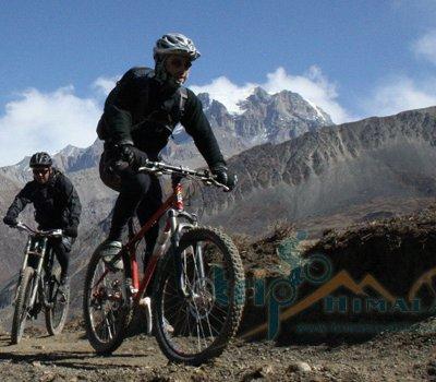Mustang Mountain Biking