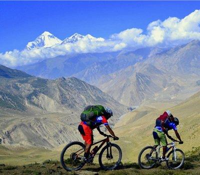 East Nepal Mountain Biking