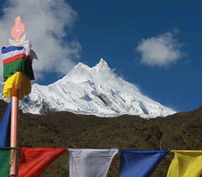 Manaslu Round (Larkya pass) Trekking