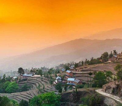 Katmandu - Chitwan - Pokhara - Nagarkot