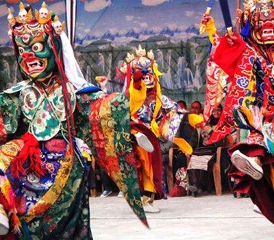Tiji Festival Trekking